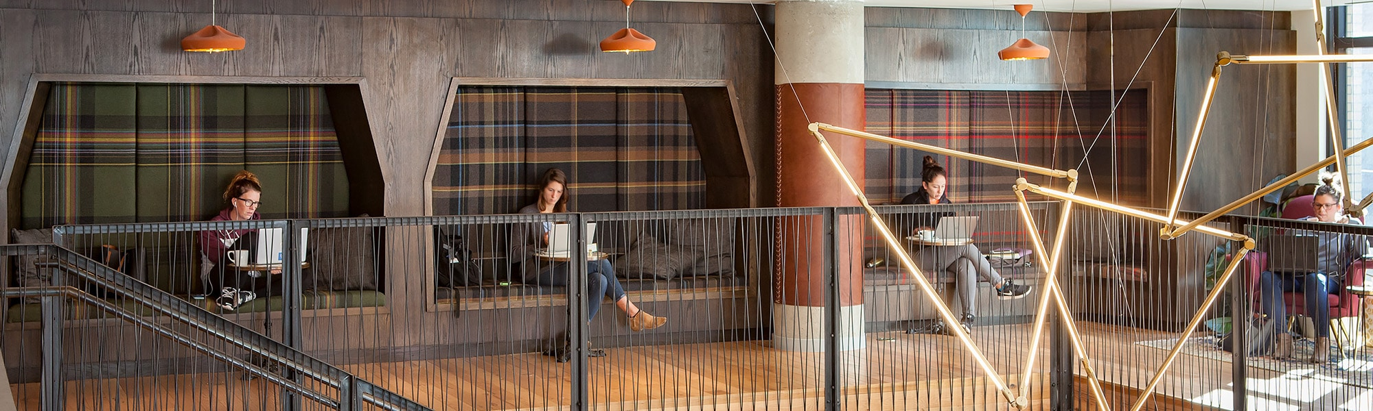 Co-Working Meets Retail: Offices Reimagined