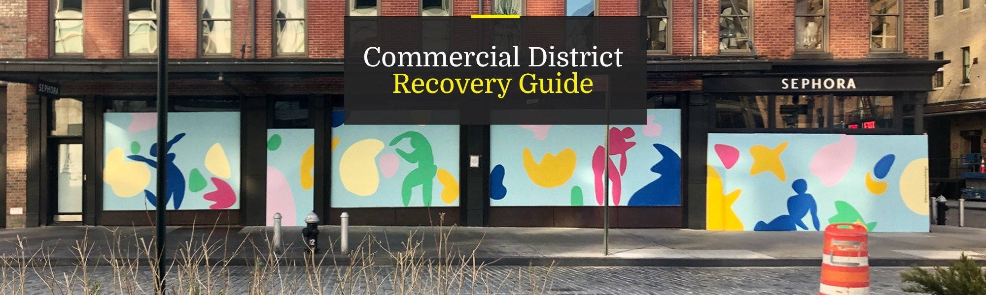 Commercial District Recovery Guide