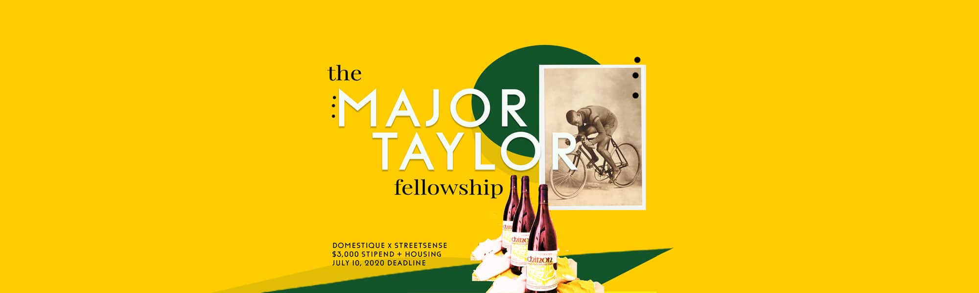 Get Your Start in Wine with the Major Taylor Fellowship