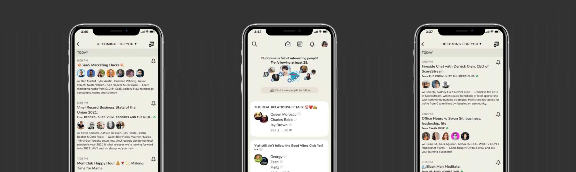 Meet Clubhouse, the Audio-Only Social Media Platform That's Booming