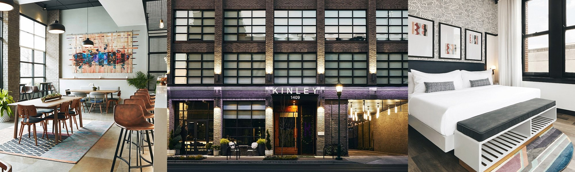 Kinley Hotels: Sincerely Yours