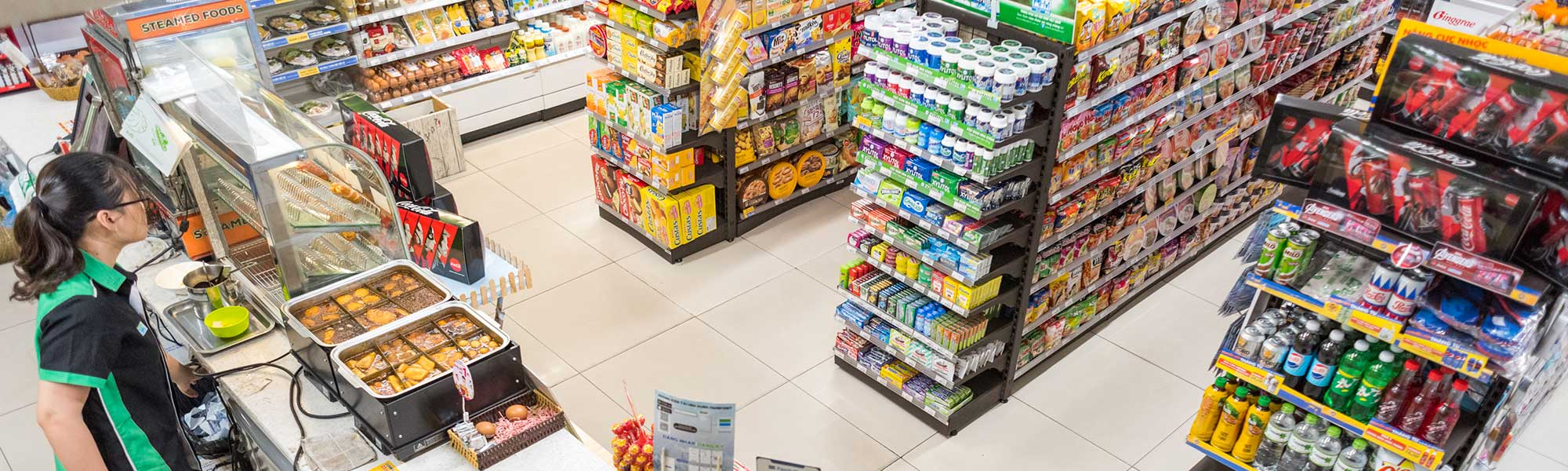 The Evolution of the Convenience Store
